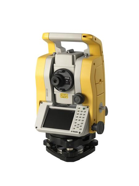 "Trimble M3 DR TA 5"" LP Arctic. Фото N2"