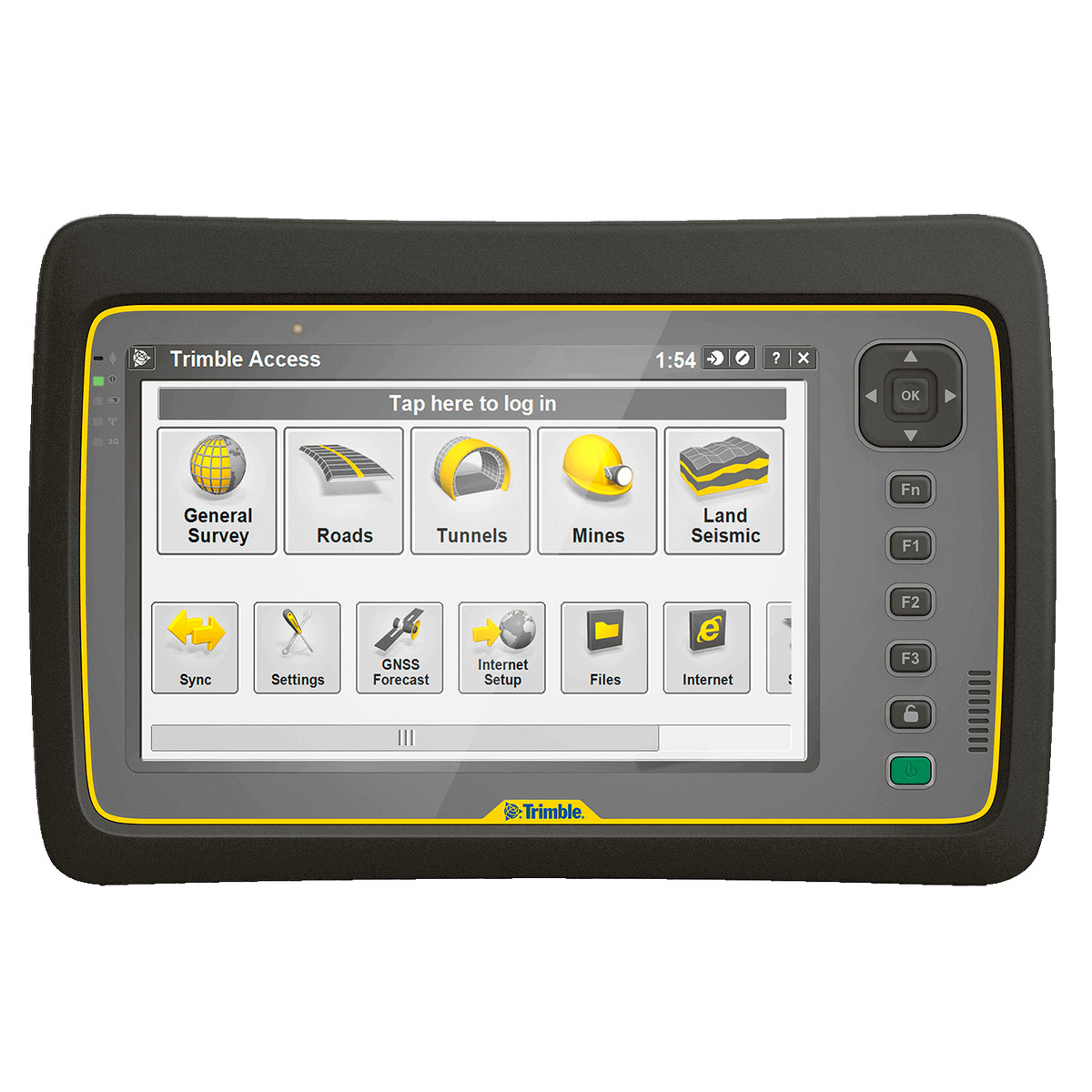 Trimble Tablet Rugged PC. Фото N2