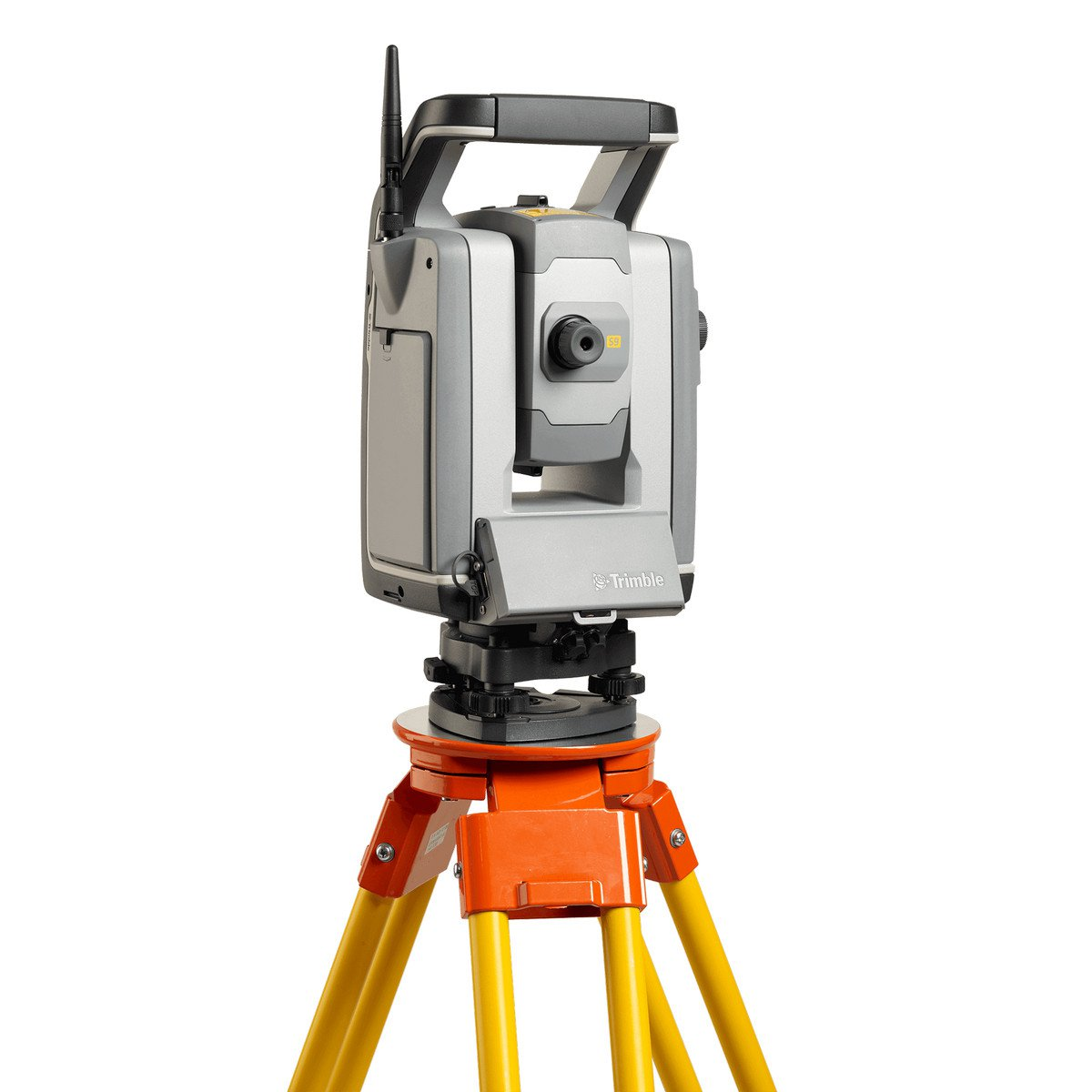 "Trimble S9 0.5"" Robotic, DR Plus, Tracklight, FineLock"