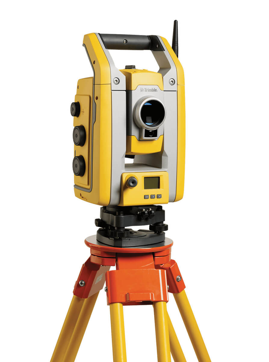 "Trimble S5 5"", Robotic, DR Plus. Фото N4"