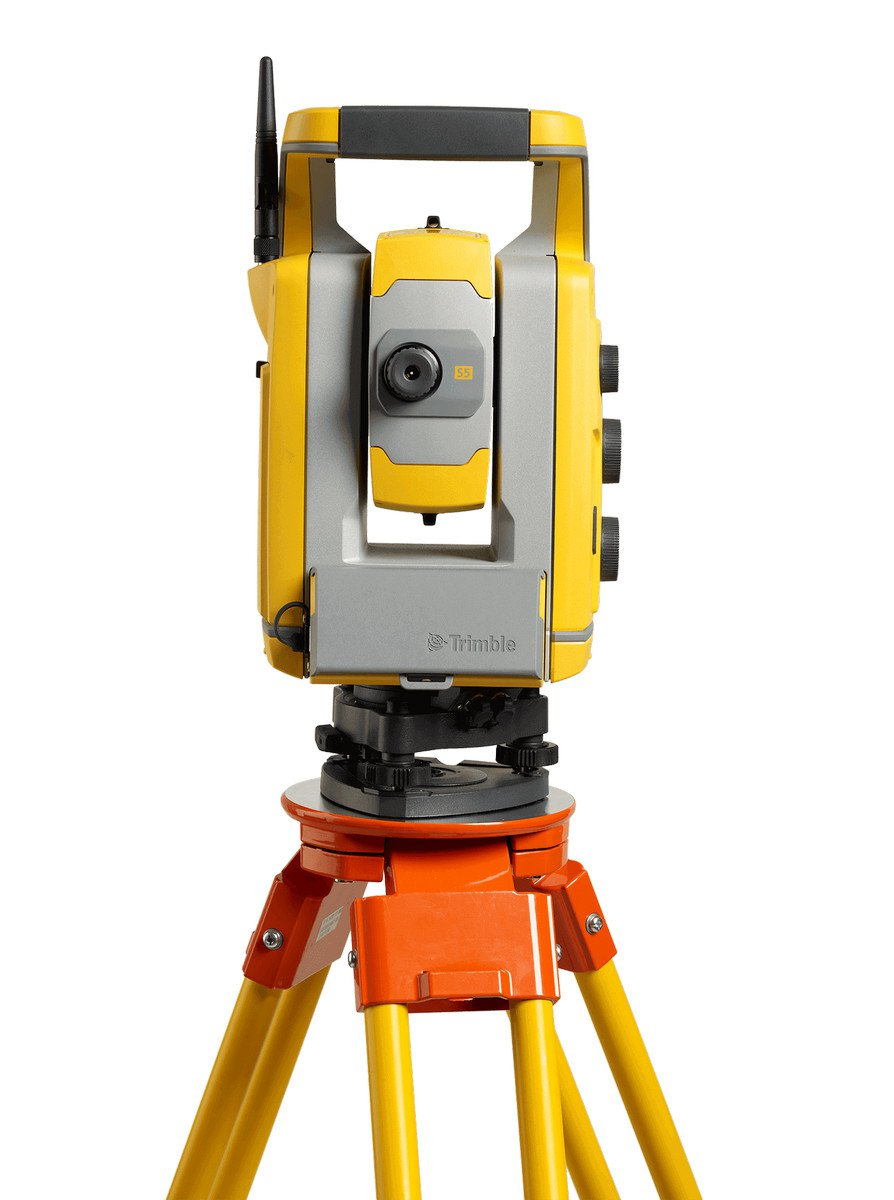 "Trimble S5 5"", Robotic, DR Plus. Фото N2"