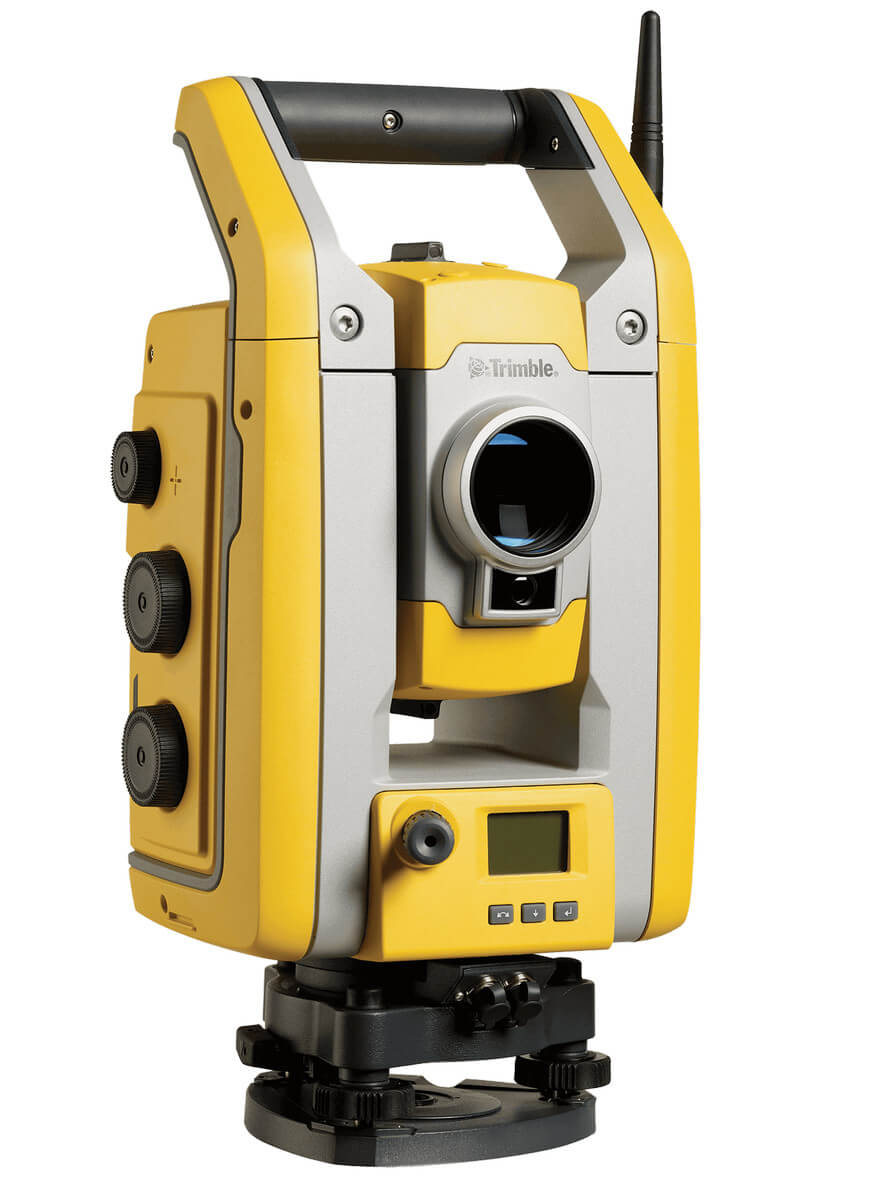 "Комплект Trimble S5 5"", Robotic, DR Plus, Active Tracking"
