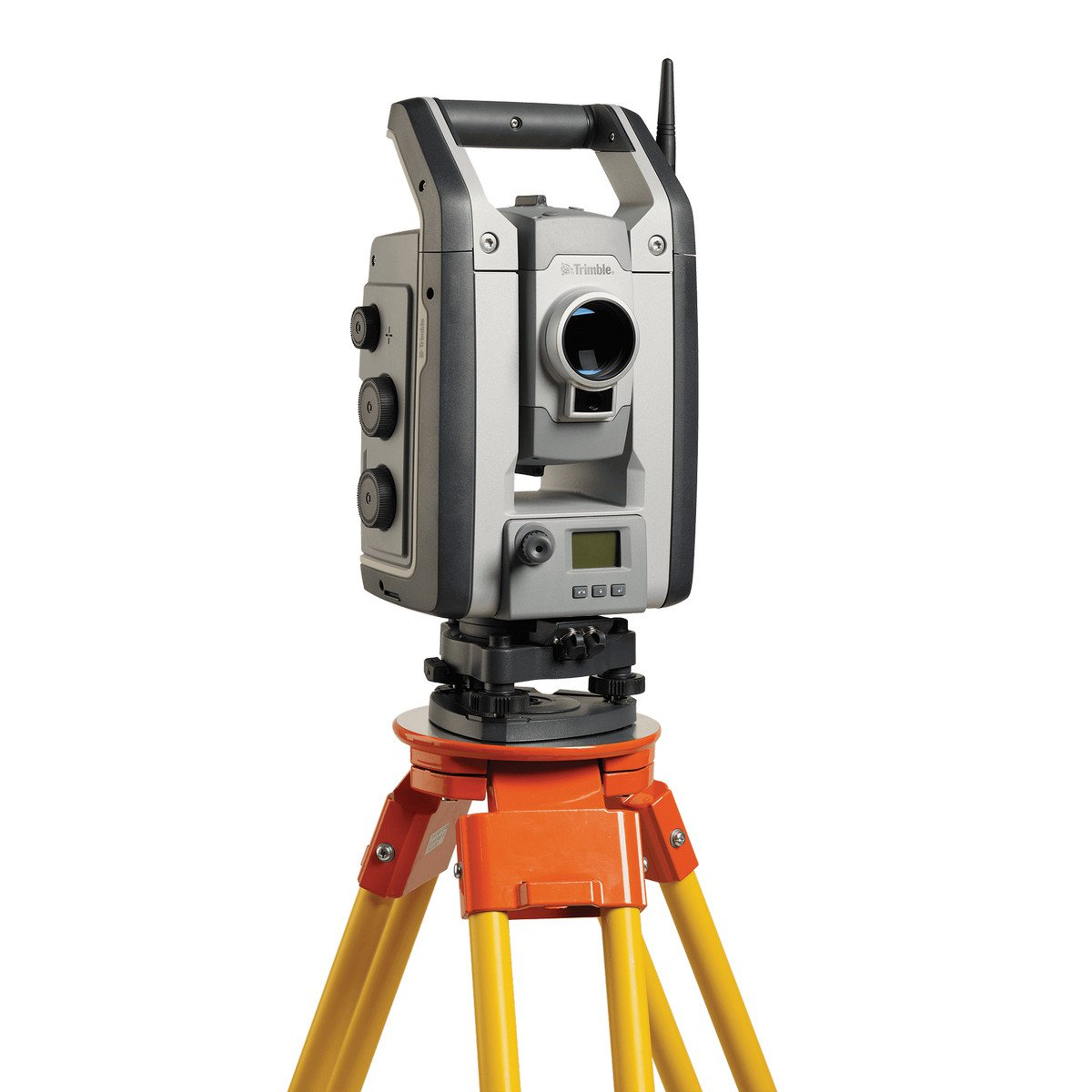 "Trimble S9 0.5"" Robotic, DR Plus, Tracklight, FineLock. Фото N3"