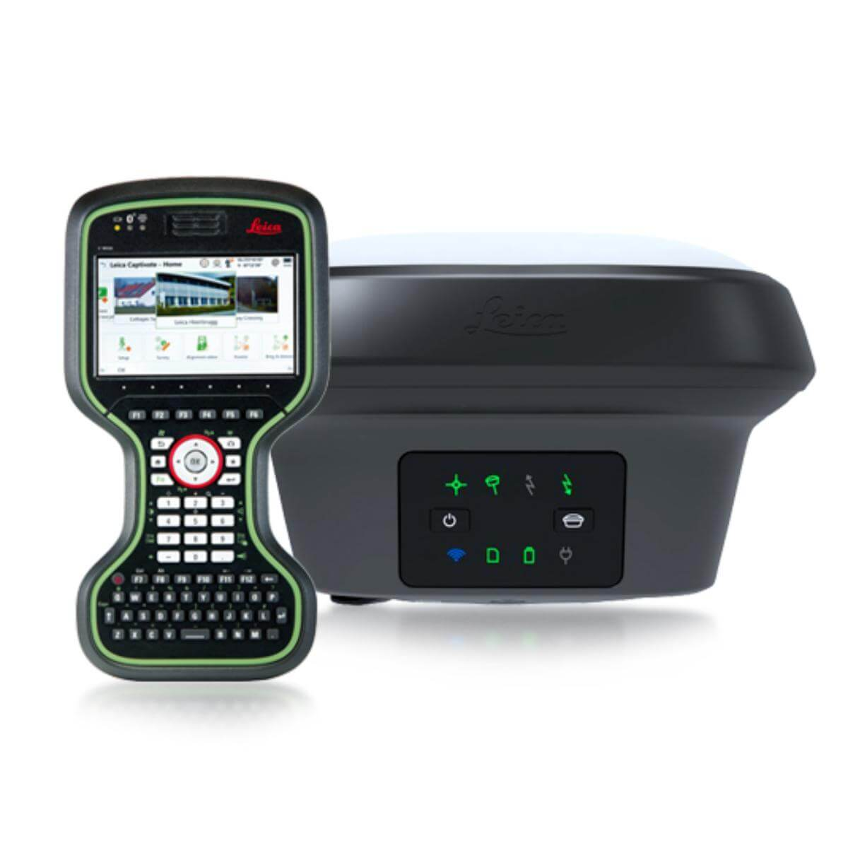 RTK ровер Leica GS18 T LTE & UHF + CS20 LTE Disto