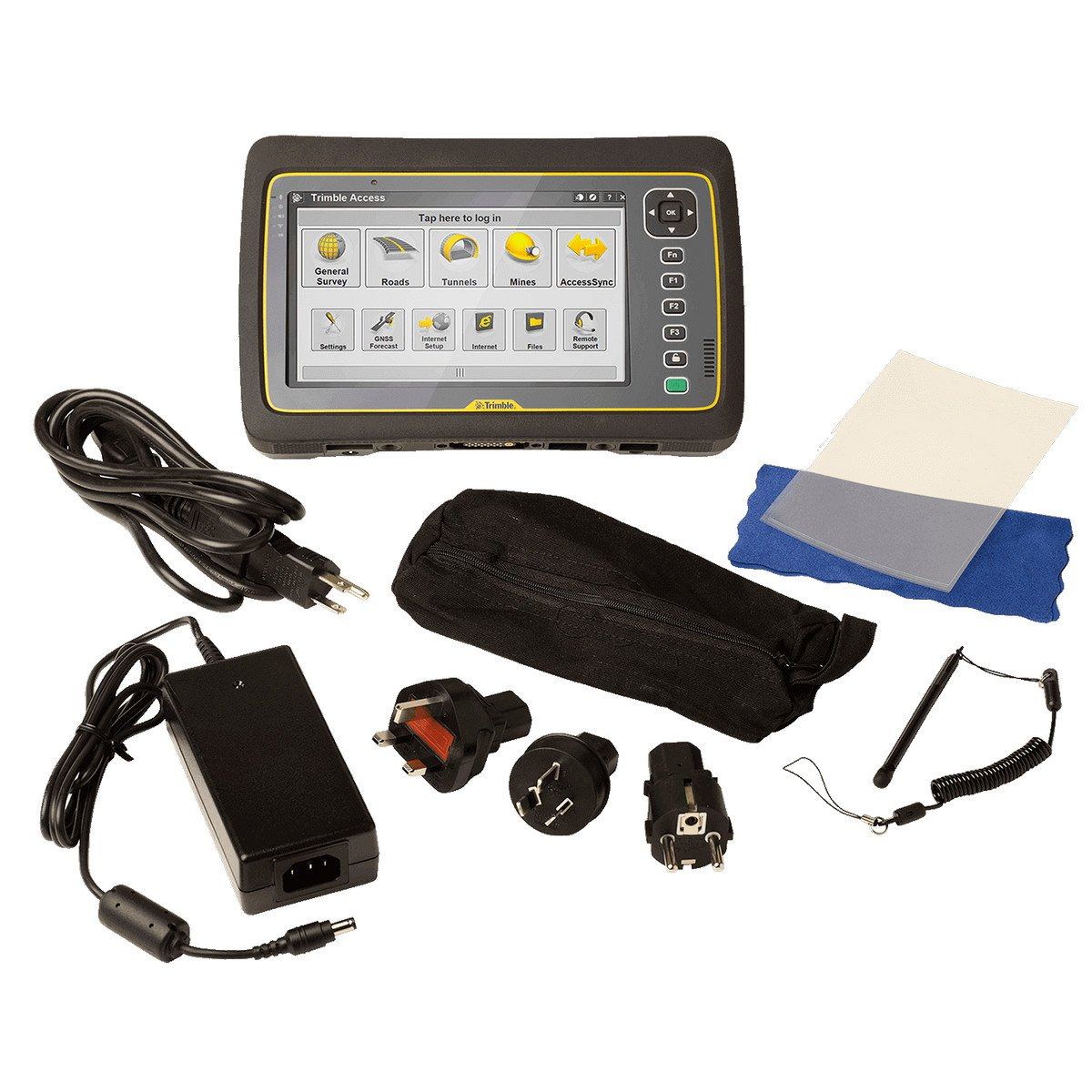 Trimble Tablet Rugged PC. Фото N4